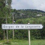 Gorges de Langouette